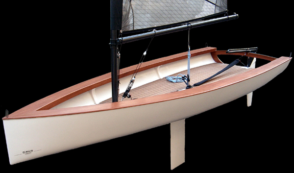 Nominations for best 12' sailing dinghy design - Page 2